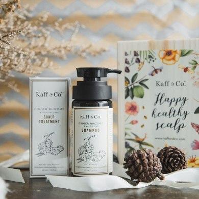 Kaff & Co. จัดทำชุดของขวัญคอลเลคชั่นพิเศษ Kaffir Lime & Friend ส่งต่อความรัก ความห่วงใย และแทนคำขอบคุณ ต้อนรับเทศกาลปีใหม่นี้ 16 -