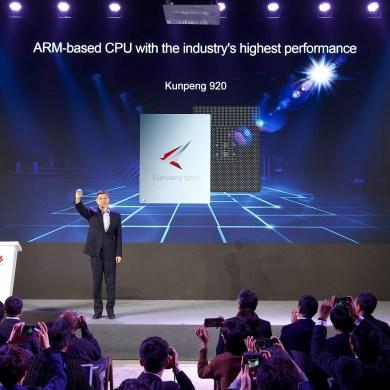 หัวเว่ยเปิดตัว CPU ARM ประสิทธิภาพสูงสุดในอุตสาหกรรม ยกระดับพลังการประมวลผลระดับโลก 24 -