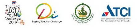 """พิธีเปิดค่ายเยาวชน โครงการ """"Thailand ICT Youth Challenge 2018 ปี 5"""" และ โครงการประกวด """"DigiEng Teacher Challenge 2018"""" 13 -"""