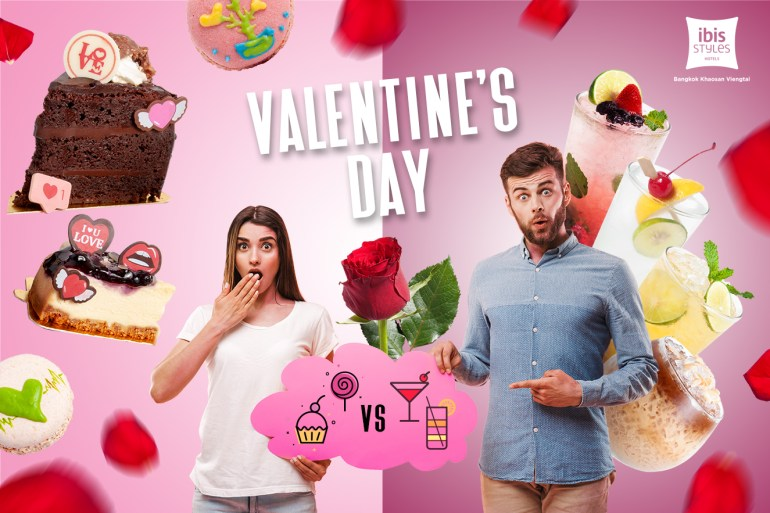Celebrate Valentine's Day Your Way @ Streats Bangkok 13 -