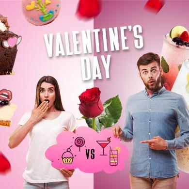 Celebrate Valentine's Day Your Way @ Streats Bangkok 14 -
