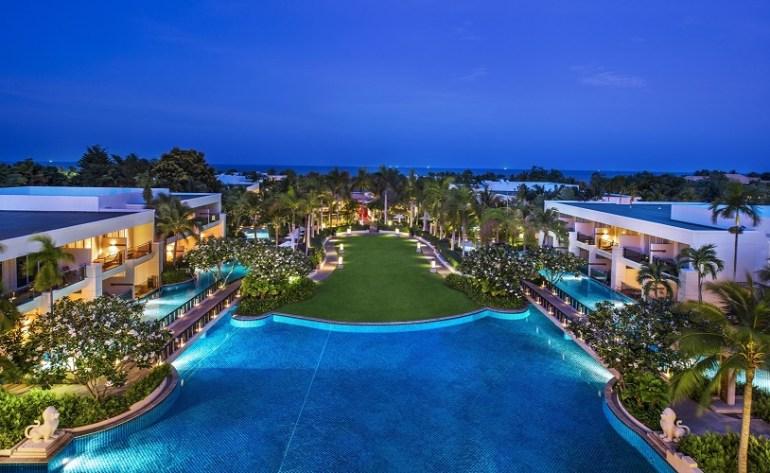 โปรโมชั่นห้องพักรับซัมเมอร์โรงแรมเชอราตันหัวหิน ปราณบุรีวิลล่า งานไทยเที่ยวไทย ครั้งที่ 50 13 -