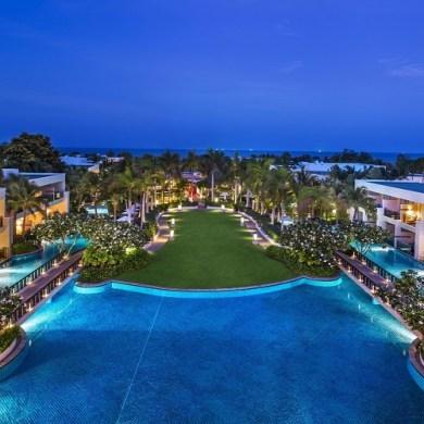 โปรโมชั่นห้องพักรับซัมเมอร์โรงแรมเชอราตันหัวหิน ปราณบุรีวิลล่า งานไทยเที่ยวไทย ครั้งที่ 50 16 -