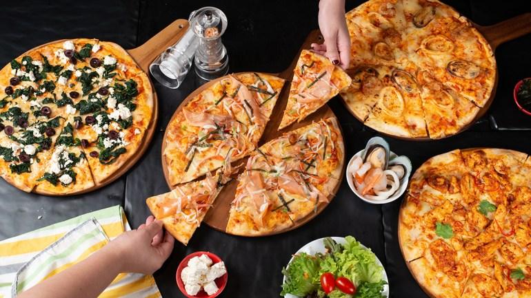 ลิ้มลองความอร่อยกับ Bangkok Pizza 13 -