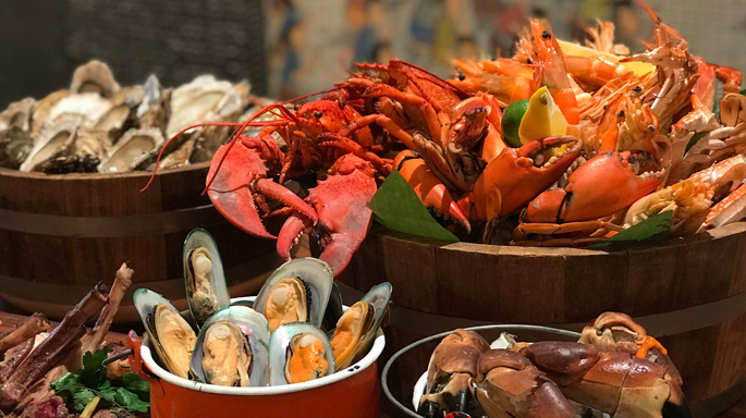 """""""เซิร์ฟ แอนด์ เทิร์ฟ ซันเดย์ บรันช์ แอท สุรวงศ์"""" ณ พระยา คิทเช่น อร่อยสุดคุ้มกับอาหารทะเลและเนื้อระดับพรีเมี่ยม 13 -"""