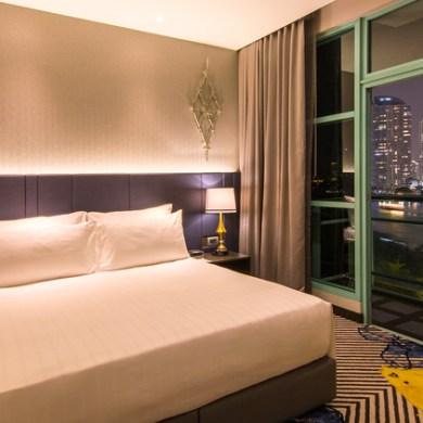 แพคเกจห้องพักสำหรับนักธุรกิจ ณ โรงแรมชาเทรียม ริเวอร์ไซด์ กรุงเทพฯ 14 -