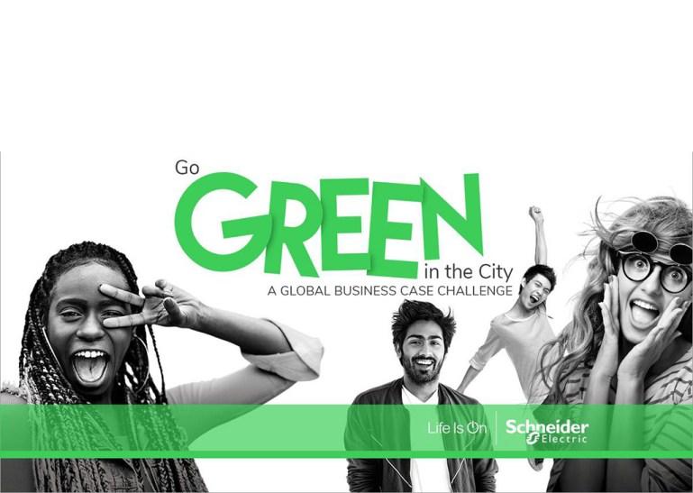 ชไนเดอร์ อิเล็คทริค เปิดตัว โครงการ Go Green in the City 2019 13 -
