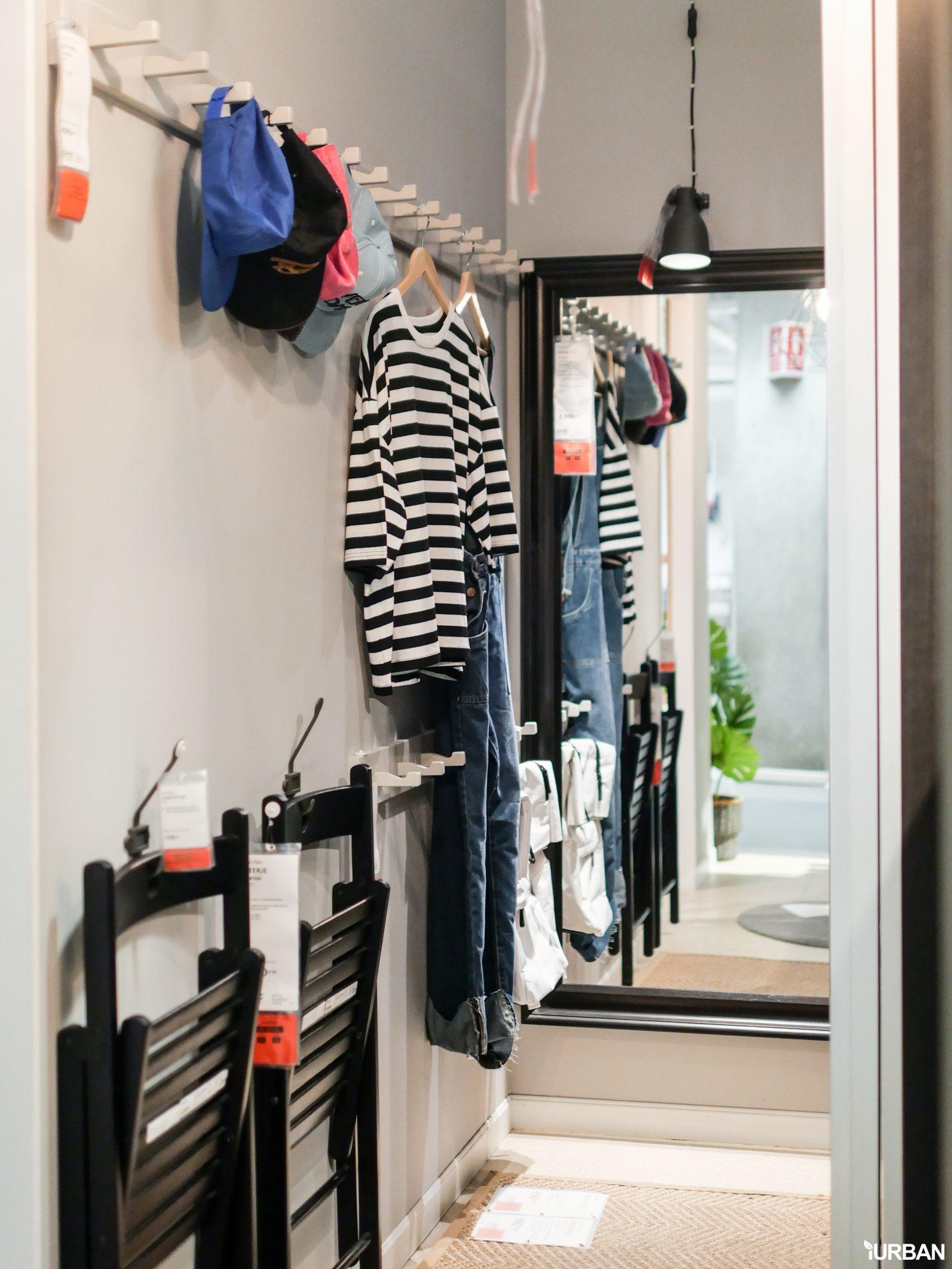 """9 วิธีจัดห้องเก่าให้เหมือนใหม่ ลอกวิธีจัดห้องในพื้นที่เล็ก """"Small Space"""" แบบ IKEA 58 - Bedroom"""