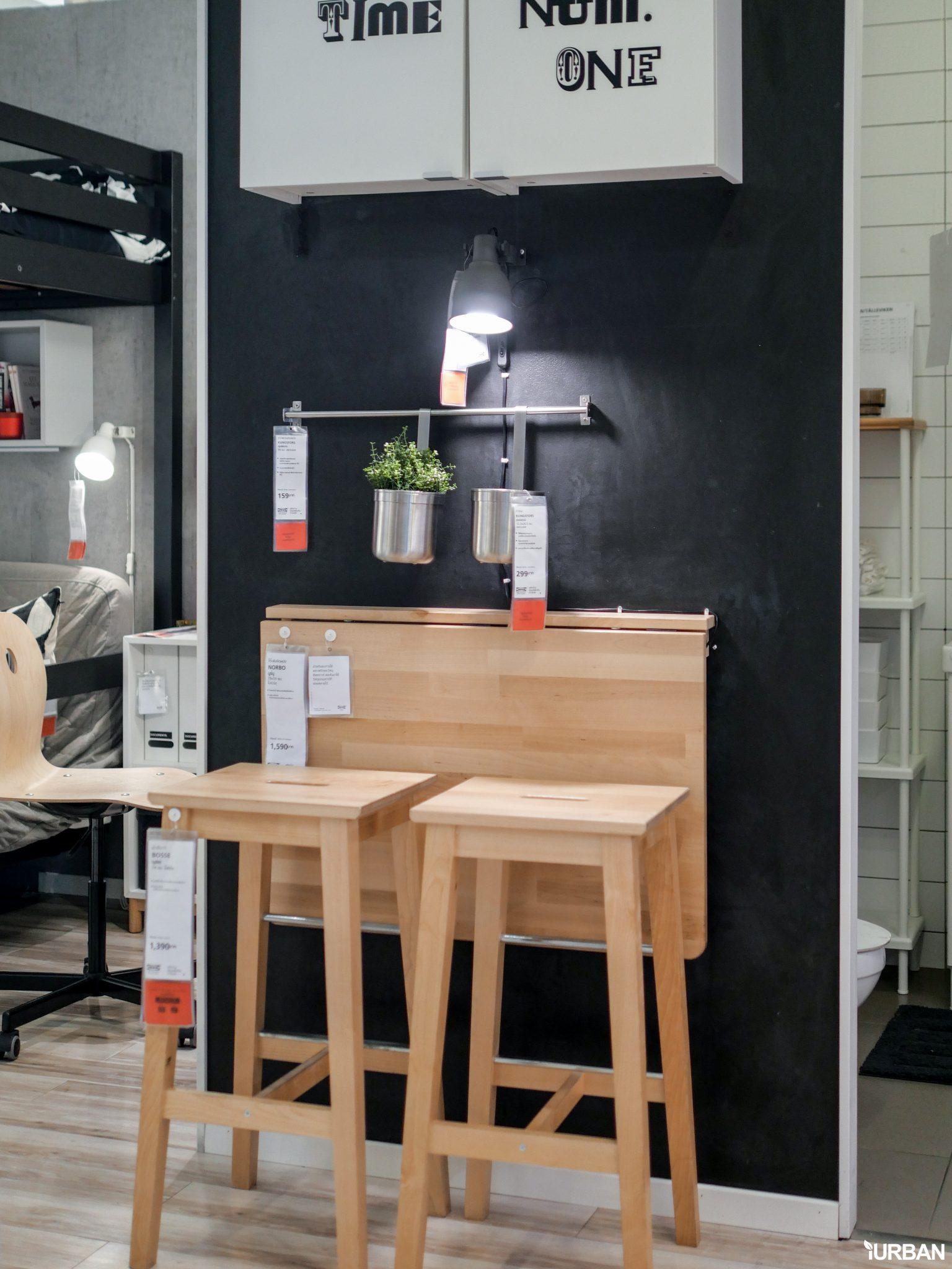 """9 วิธีจัดห้องเก่าให้เหมือนใหม่ ลอกวิธีจัดห้องในพื้นที่เล็ก """"Small Space"""" แบบ IKEA 67 - Bedroom"""