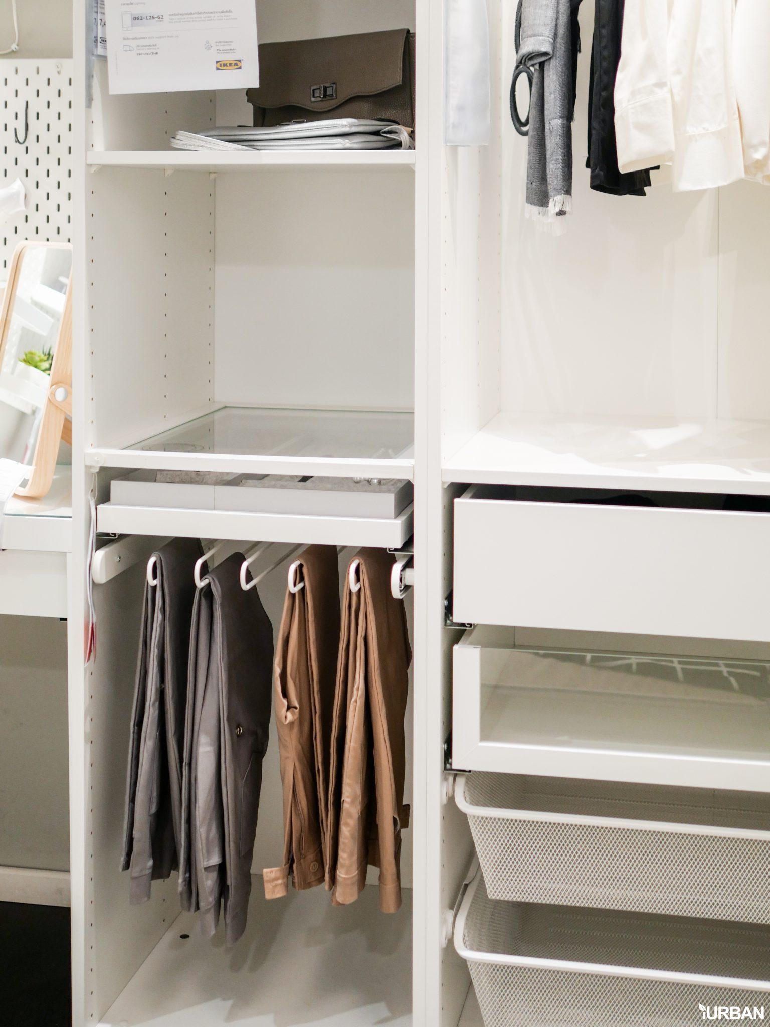 """9 วิธีจัดห้องเก่าให้เหมือนใหม่ ลอกวิธีจัดห้องในพื้นที่เล็ก """"Small Space"""" แบบ IKEA 104 - Bedroom"""