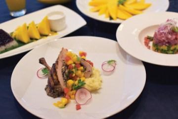 อิ่มอร่อยสารพันเมนูมะม่วง ณ ห้องอาหาร ดิ อีทเทอร์รี่ โรงแรมโฟร์พอยท์ส บาย เชอราตัน กรุงเทพฯ สุขุมวิท 15 6 -