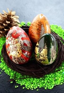 ไข่หลากสี และกระต่ายน้อยน่ารัก พร้อมมอบความสุขในวันอีสเตอร์ที่กำลังมาถึงที่ซิงก์ เบเกอรี่ 15 -