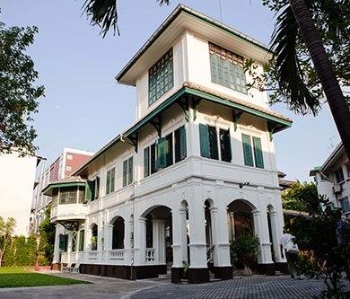"""ฉนวนกันความร้อน SCG STAY COOL ภูมิใจที่ได้มีส่วนร่วมบูรณาการ บ้านเจ้าพระยาธรรมศักดิ์มนตรี สถาปัตยกรรมไทยอายุกว่า 100 ปี สู่ความเป็น """"บ้านต้นแบบ"""" ที่สะท้อนการพัฒนาอย่างยั่งยืน 14 -"""