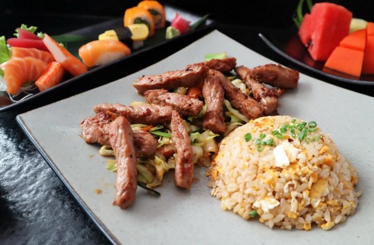 หลากรสชาติอาหารญี่ปุ่นจานโปรดจากห้องอาหารฮากิ ณ โรงแรมเซ็นทาราแกรนด์บีชรีสอร์ท และ วิลลา หัวหิน 13 -