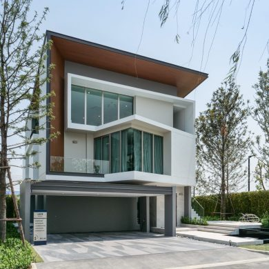 """""""เนอวานา ไดอิ"""" ปฏิวัติรูปแบบการอยู่อาศัย พร้อมเปิดโครงการ """"เนอวานา บียอนด์ พระราม 9-กรุงเทพกรีฑา"""" บ้านต้นแบบแนวคิดใหม่ 27 -"""