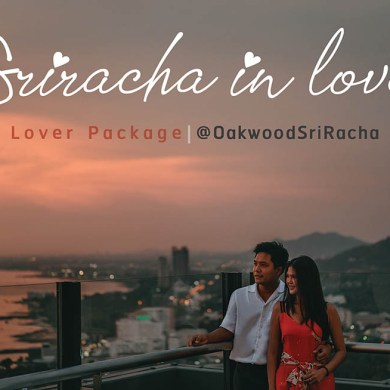 """โอ๊ควู๊ดฯ ศรีราชา ส่งโปรโมชั่น """"Lover Package"""" เอาใจคู่รัก!!! 14 -"""