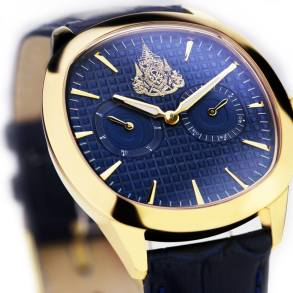 นาฬิกาตราสัญลักษณ์พระราชพิธีบรมราชาภิเษก รัชกาลที่ 10 20 - watch
