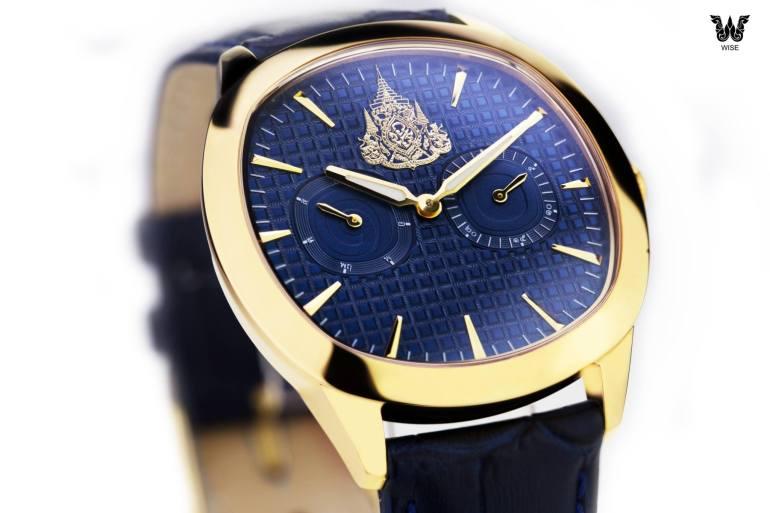 นาฬิกาตราสัญลักษณ์พระราชพิธีบรมราชาภิเษก รัชกาลที่ 10 13 - watch