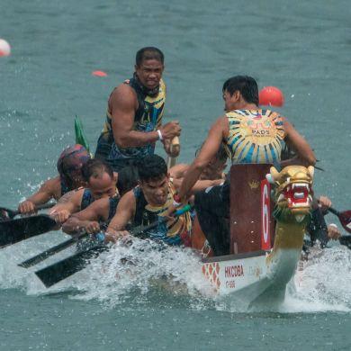 """เยือนถิ่นกำเนิด """"เทศกาลแข่งขันเรือมังกร"""" ที่ฮ่องกง ลุ้นเชียร์ศึกแห่งสายน้ำ ดวลทัพฝีพายทั่วโลก มิถุนานี้ 24 -"""