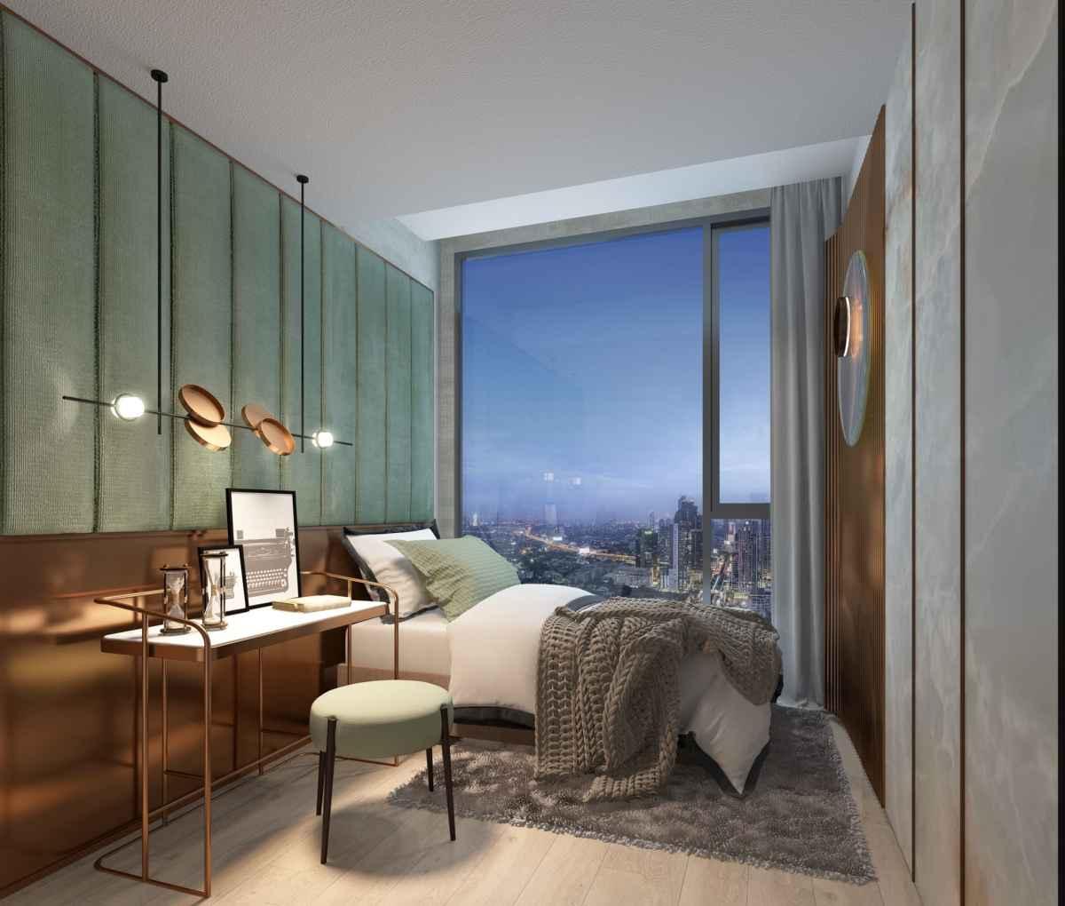 ANIL Sathorn 12 คอนโดสาทรสุดหรูที่ยกระดับคุณภาพชีวิตของผู้พักอาศัย ด้วยมาตรฐาน WELL Building Standard 113 - GRAND UNITY