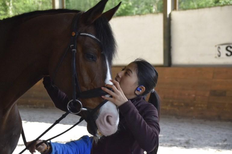 สมเด็จพระเจ้าลูกเธอเจ้าฟ้าสิริวัณณวรี นารีรัตนราชกัญญา ทรงเตรียมความพร้อมเพื่อทรงเข้าร่วมการแข่งขันศิลปการบังคับม้าระดับนานาชาติ 13 -