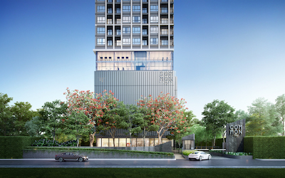 """ครีเอเตอร์ส เอชคิว ทุ่มงบ 1,500 ล้านบาท ปั้น """"COMMON TU"""" New luxury segment High-Rise Condominium แห่งแรกย่านรังสิต EIA อนุมัติแล้ว! 13 -"""