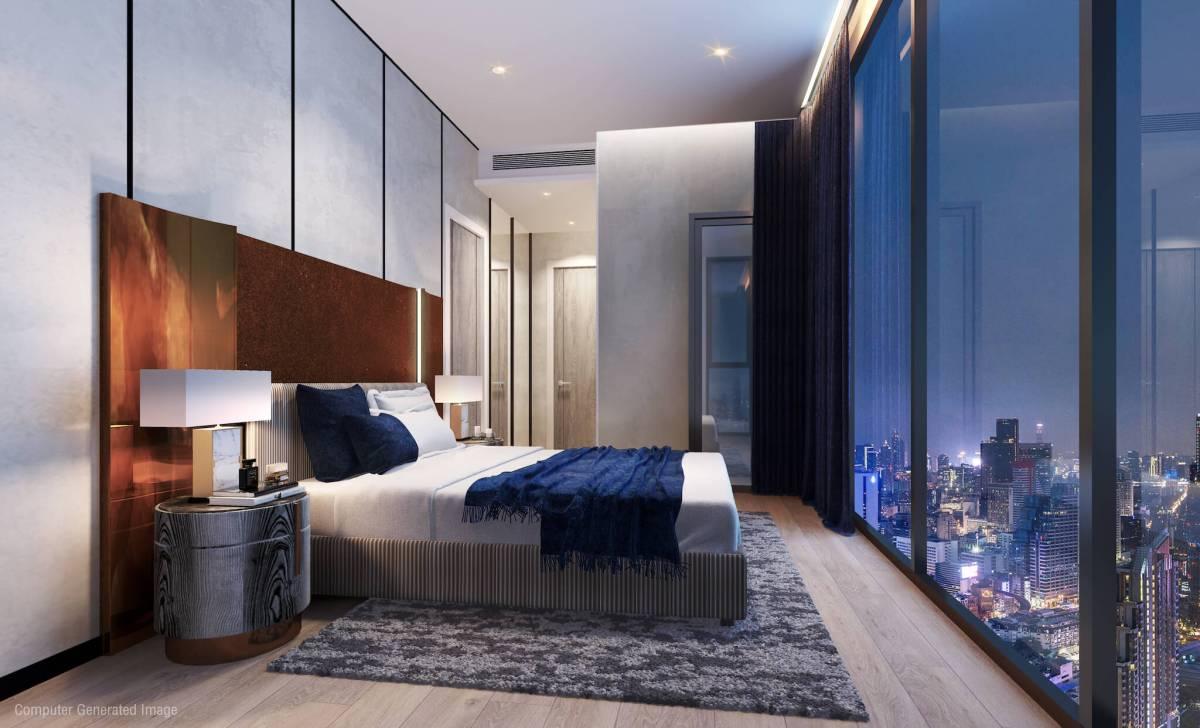 ANIL Sathorn 12 คอนโดสาทรสุดหรูที่ยกระดับคุณภาพชีวิตของผู้พักอาศัย ด้วยมาตรฐาน WELL Building Standard 114 - GRAND UNITY