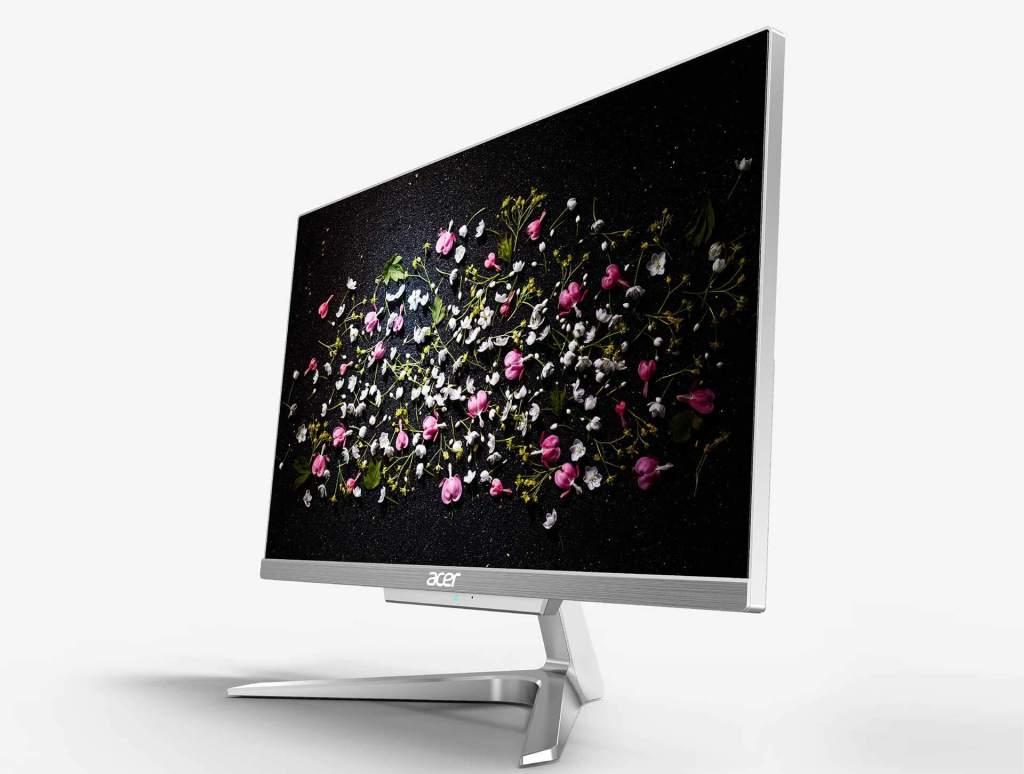 รีวิว 10 คอมพิวเตอร์ตั้งโต๊ะ ราคาถูก ดีไซน์สวย สเป็คดี 118 - Acer