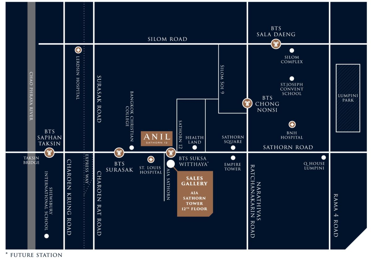 ANIL Sathorn 12 คอนโดสาทรสุดหรูที่ยกระดับคุณภาพชีวิตของผู้พักอาศัย ด้วยมาตรฐาน WELL Building Standard 39 - GRAND UNITY