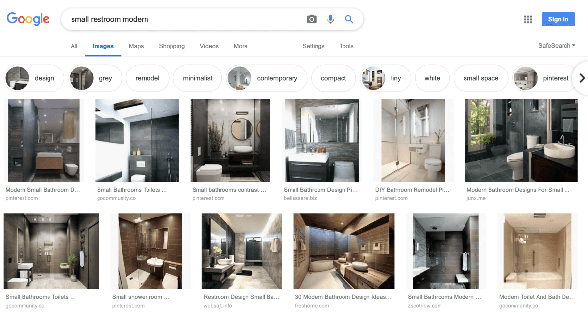 """4 ขั้นตอน """"รีโนเวทห้องน้ำขนาดเล็ก"""" ให้สวยใหม่ จบงานไวใน 2 วัน แบบปูกระเบื้องทับ ไม่ต้องรื้อ 18 - bathroom"""