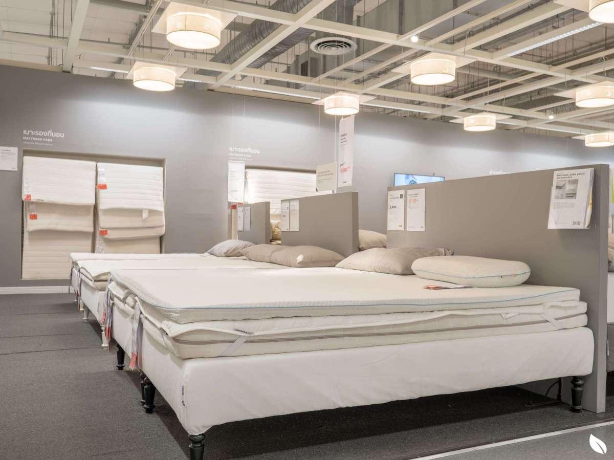 """16 เหตุผลว่าทำไมเราถึงอยากแนะนำให้คุณใช้ """"ที่นอน IKEA"""" 22 - Bedroom"""