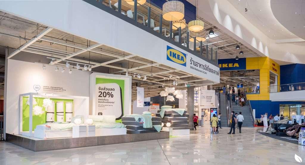 """16 เหตุผลว่าทำไมเราถึงอยากแนะนำให้คุณใช้ """"ที่นอน IKEA"""" 14 - Bedroom"""