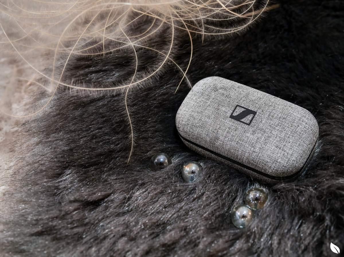 รีวิวหูฟังบลูทูธไร้สายแบบ Sennheiser Momentum True Wireless ดูดีมีคลาสสุดใน 2019 14 - bluetooth