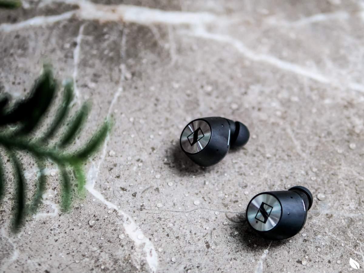 รีวิวหูฟังบลูทูธไร้สายแบบ Sennheiser Momentum True Wireless ดูดีมีคลาสสุดใน 2019 30 - bluetooth