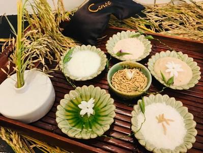 โรงแรมเซ็นทารา หาดใหญ่ จัด สครับด้วยผิวข้าวหอมมะลิ Jasmine Queen Spa package 13 -