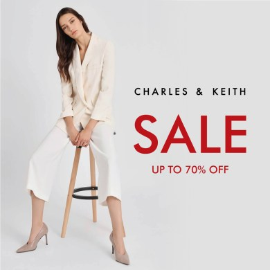 CHARLES & KEITH END OF SEASON SALE UP TO 70% OFF 16 -