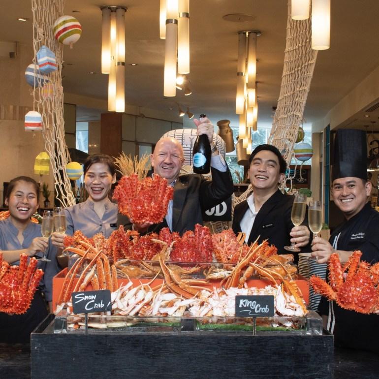 Crab Carnival ตำนานแห่งบุฟเฟต์ปูที่ถูกจองเต็มมากที่สุด 13 -