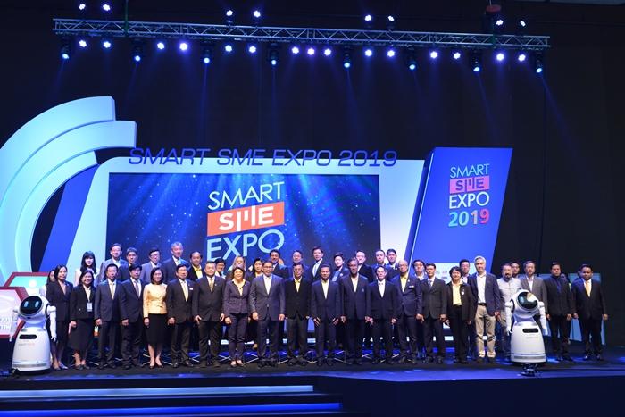 """ที่สุดของงานธุรกิจแฟรนไชส์แห่งปี """"Smart SME EXPO 2019"""" ดัน SMEs โต คาดเงินสะพัดไม่ต่ำกว่า 500 ลบ. 13 -"""