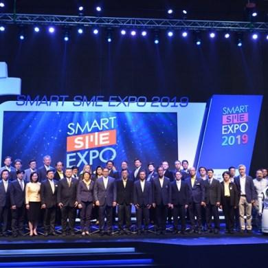 """ที่สุดของงานธุรกิจแฟรนไชส์แห่งปี """"Smart SME EXPO 2019"""" ดัน SMEs โต คาดเงินสะพัดไม่ต่ำกว่า 500 ลบ. 14 -"""