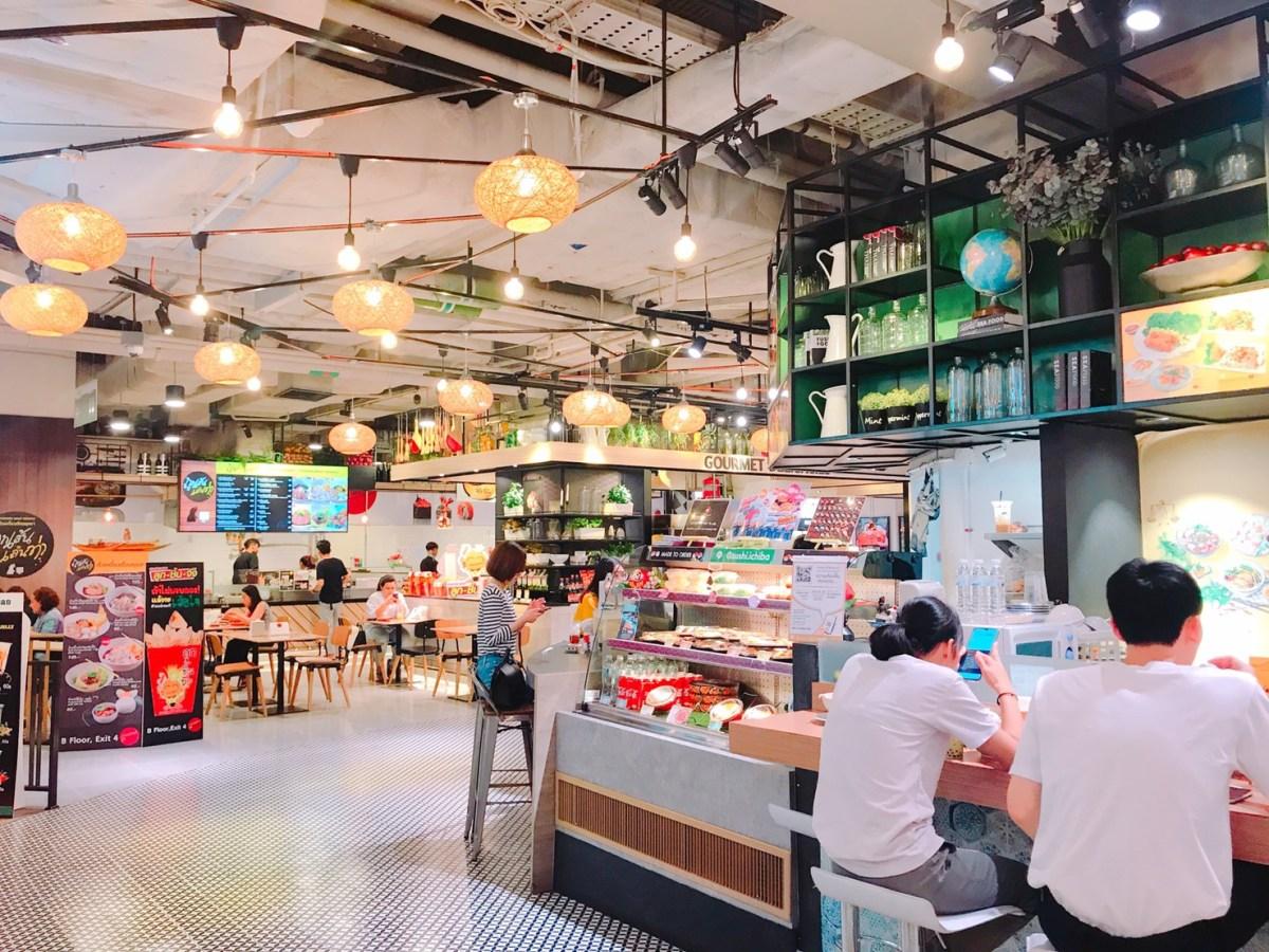 "7 Simply Creative Cafe & Bar ในย่านไลฟ์สไลต์สุดฮิป กับ 24 Hr. Co-Working Space กลาง New Interchange ""รัชดา - ลาดพร้าว"" 75 - cafe"