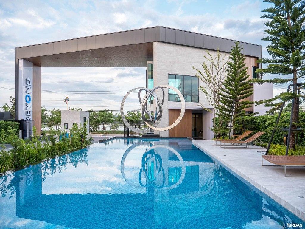รีวิว Nirvana BEYOND Udonthani บ้านเดี่ยว 3 ชั้น ดีไซน์บิดสุดโมเดิร์น บนที่ดินสุดท้ายหน้าหนองประจักษ์ 195 - Luxury