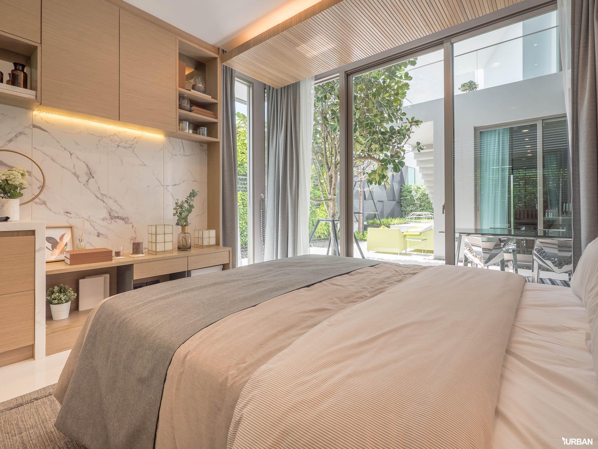 รีวิว Nirvana BEYOND Udonthani บ้านเดี่ยว 3 ชั้น ดีไซน์บิดสุดโมเดิร์น บนที่ดินสุดท้ายหน้าหนองประจักษ์ 50 - Luxury