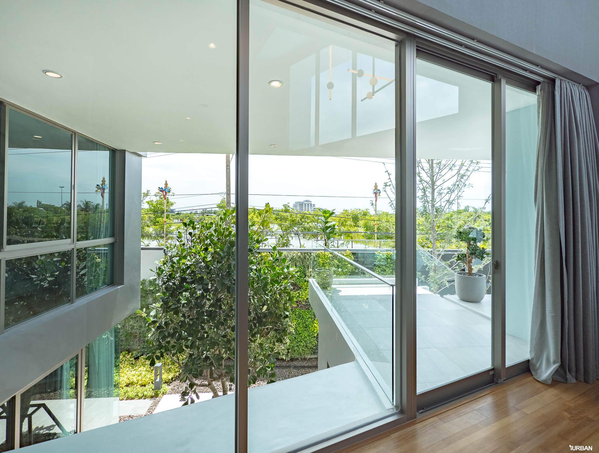 รีวิว Nirvana BEYOND Udonthani บ้านเดี่ยว 3 ชั้น ดีไซน์บิดสุดโมเดิร์น บนที่ดินสุดท้ายหน้าหนองประจักษ์ 55 - Luxury
