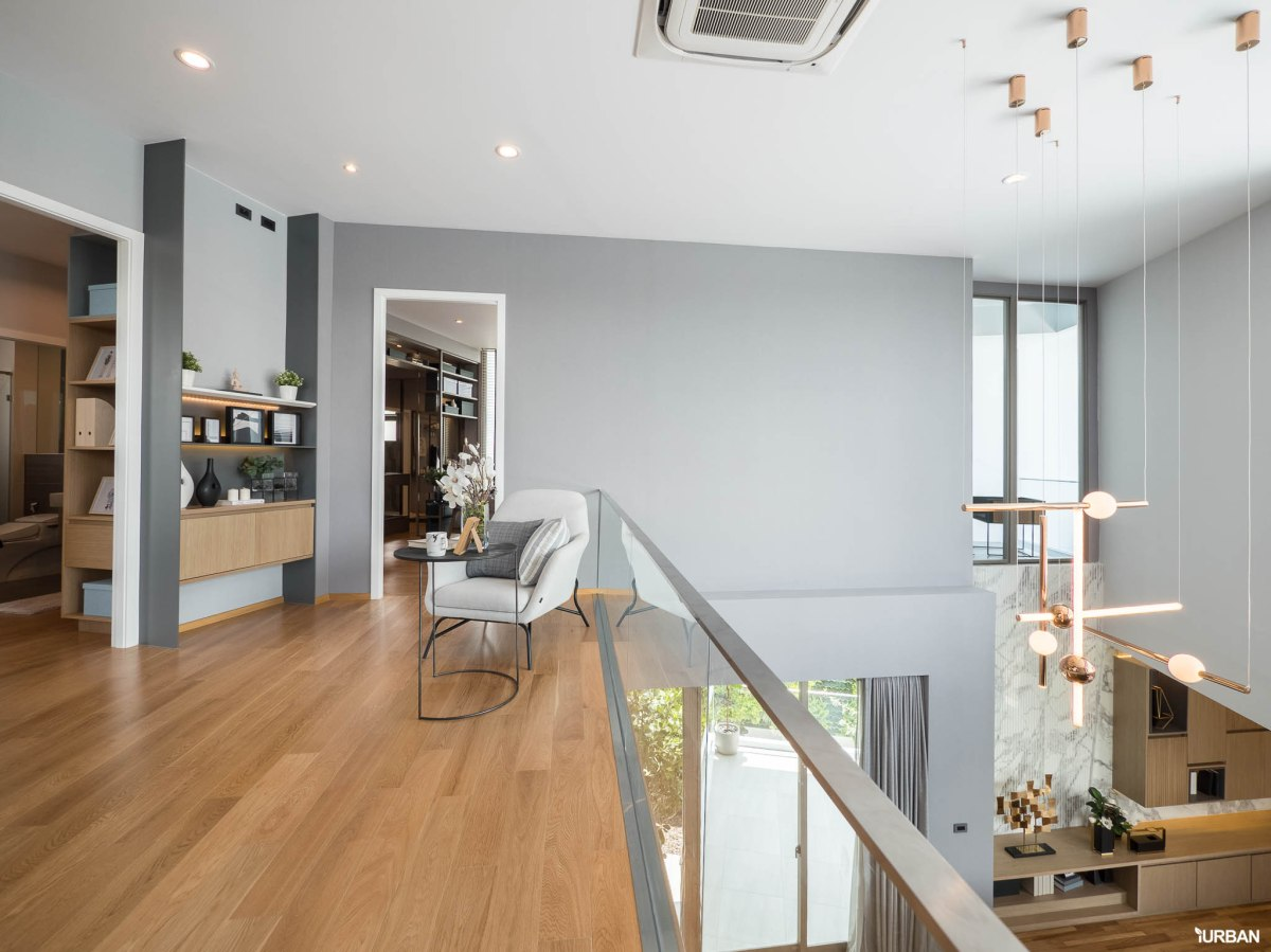 รีวิว Nirvana BEYOND Udonthani บ้านเดี่ยว 3 ชั้น ดีไซน์บิดสุดโมเดิร์น บนที่ดินสุดท้ายหน้าหนองประจักษ์ 72 - Luxury