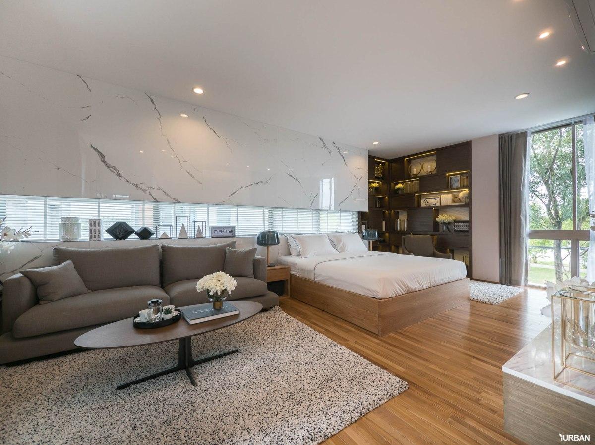 รีวิว Nirvana BEYOND Udonthani บ้านเดี่ยว 3 ชั้น ดีไซน์บิดสุดโมเดิร์น บนที่ดินสุดท้ายหน้าหนองประจักษ์ 110 - Luxury