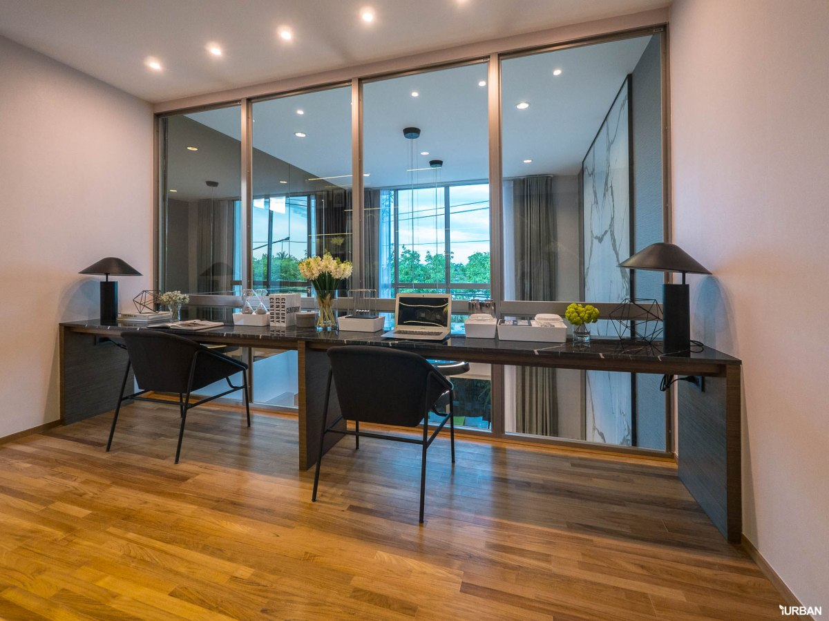 รีวิว Nirvana BEYOND Udonthani บ้านเดี่ยว 3 ชั้น ดีไซน์บิดสุดโมเดิร์น บนที่ดินสุดท้ายหน้าหนองประจักษ์ 104 - Luxury