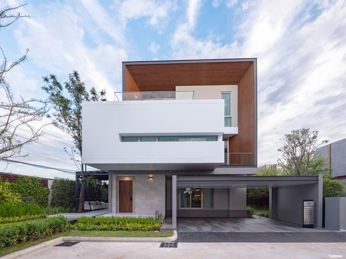 รีวิว Nirvana BEYOND Udonthani บ้านเดี่ยว 3 ชั้น ดีไซน์บิดสุดโมเดิร์น บนที่ดินสุดท้ายหน้าหนองประจักษ์ 263 - Luxury