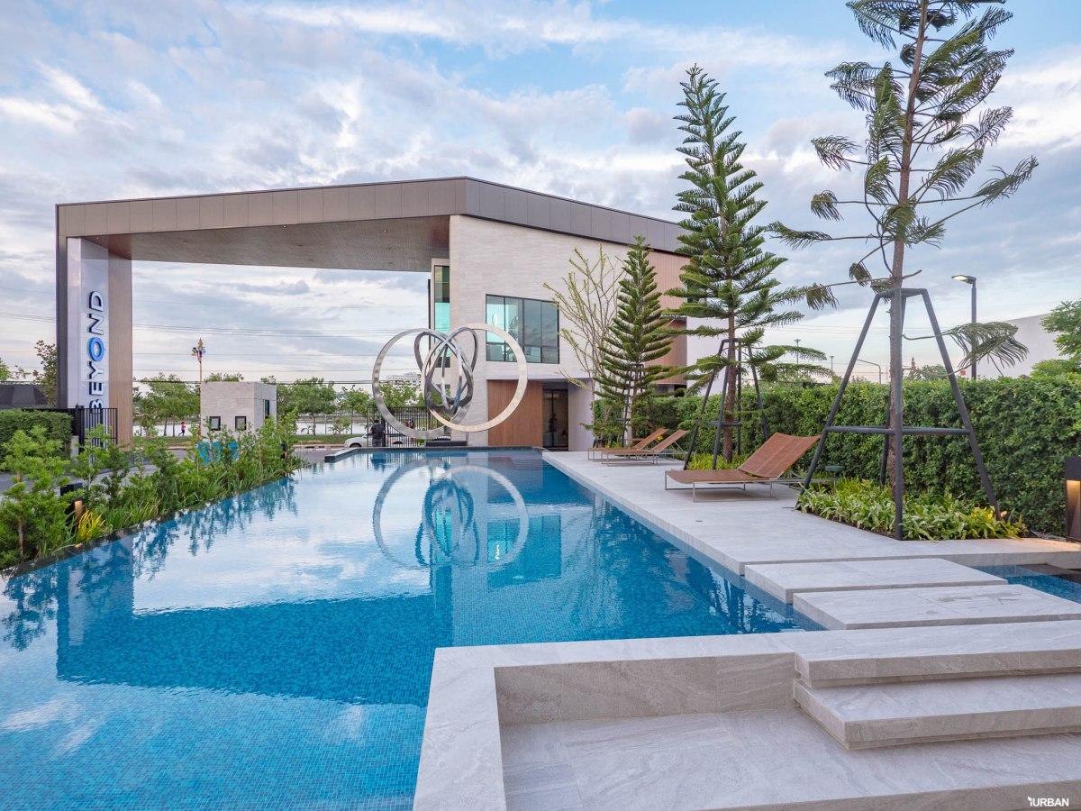 รีวิว Nirvana BEYOND Udonthani บ้านเดี่ยว 3 ชั้น ดีไซน์บิดสุดโมเดิร์น บนที่ดินสุดท้ายหน้าหนองประจักษ์ 345 - Luxury