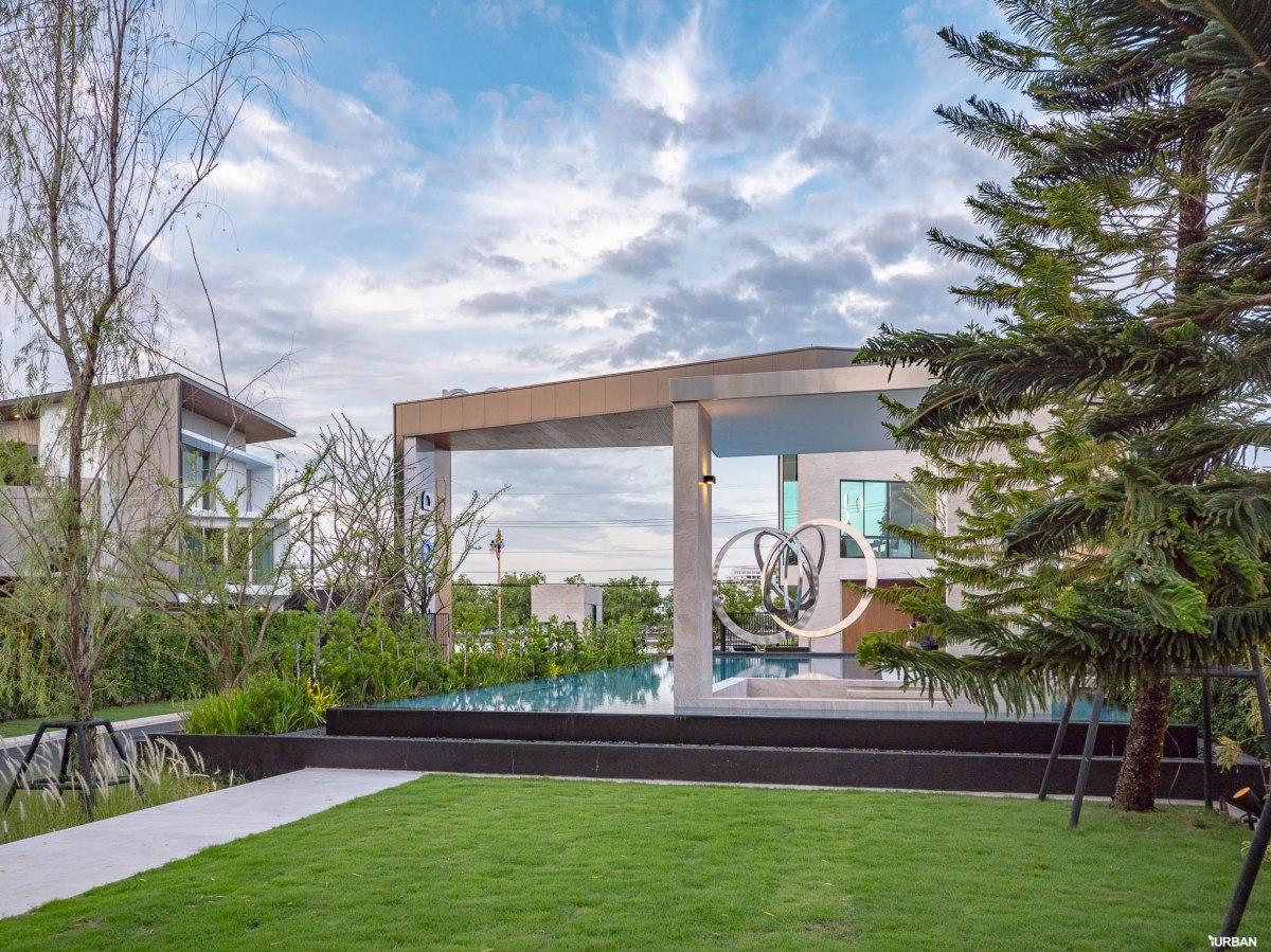 รีวิว Nirvana BEYOND Udonthani บ้านเดี่ยว 3 ชั้น ดีไซน์บิดสุดโมเดิร์น บนที่ดินสุดท้ายหน้าหนองประจักษ์ 178 - Luxury
