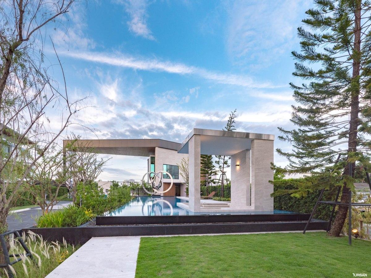 รีวิว Nirvana BEYOND Udonthani บ้านเดี่ยว 3 ชั้น ดีไซน์บิดสุดโมเดิร์น บนที่ดินสุดท้ายหน้าหนองประจักษ์ 27 - Luxury